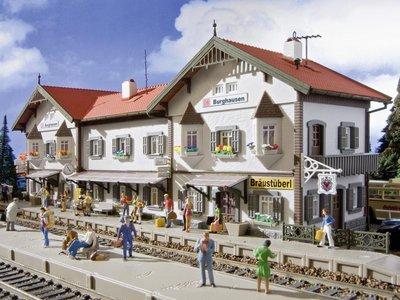Bahnhof Burghausen
