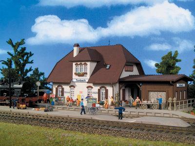 Bahnhof Tonbach