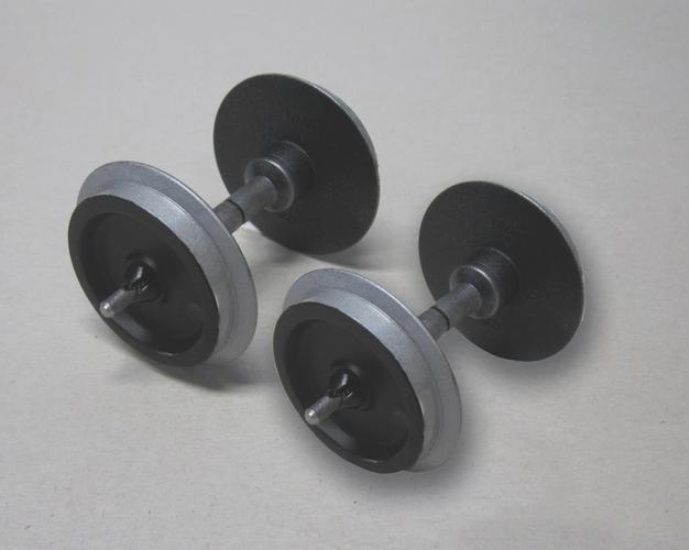 Metallradsatz für Wagen, klein