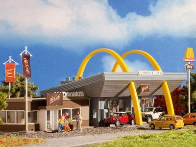 McDonald's mit McCafé