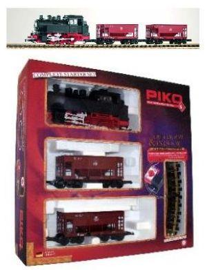 DB, inkl. BR 80 und Wagen, Gleiskreis, Trafo und Fahrregler