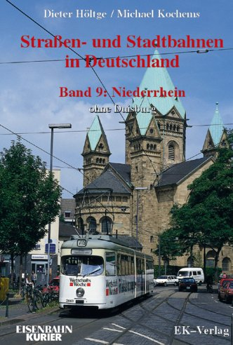 Straßen und Stadtbahnen in Deutschland Band 9