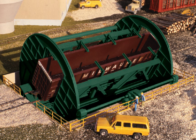 Rotary Dumper (Kit, cars not included)