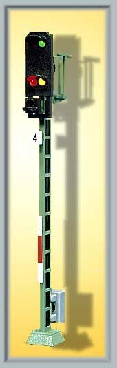 Licht-Einfahrsignal - Höhe 79mm