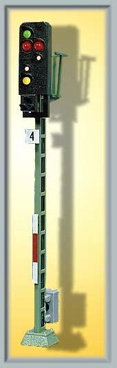 Licht-Ausfahrsignal - Höhe 79mm