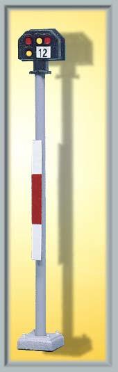 Licht-Sperrsignal, hoch - Höhe 44mm