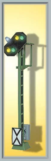 Licht-Vorsignal mit Kennlicht - 60mm