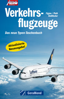Verkehrsflugzeuge Typen-Taschenbuch