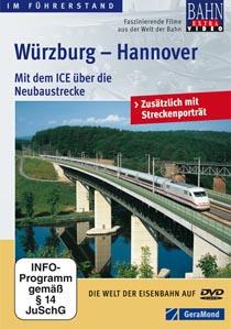 Würzburg-Hannover - Mit dem ICE über die Neubaustrecke