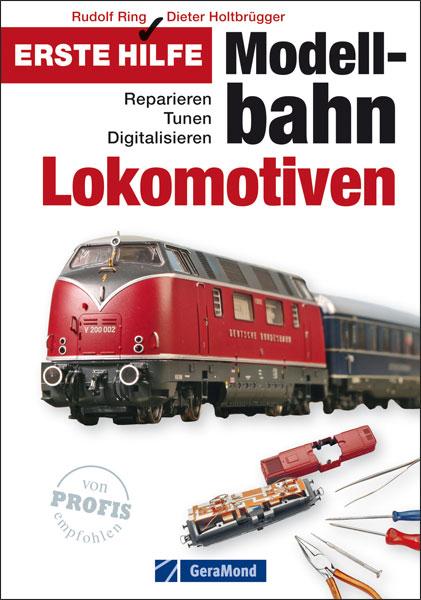 Erste Hilfe Modellbahn-Lokomotiven