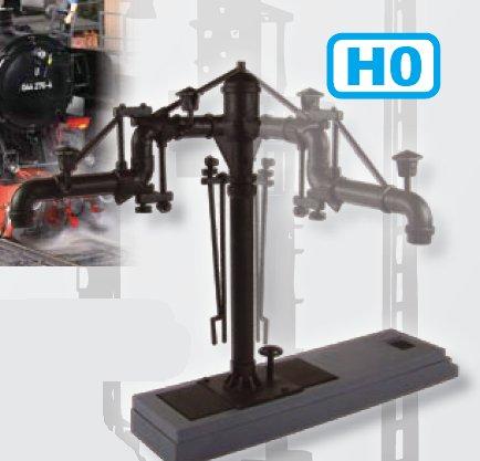 Wasserkran für Dampflok BWs