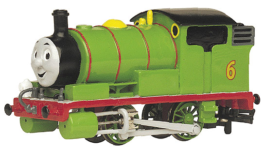 Percy, the Small Locomotive
