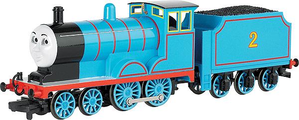 Edward, the blue engine