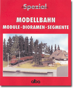 Modellbahn - Module, Dioramen und Segmente
