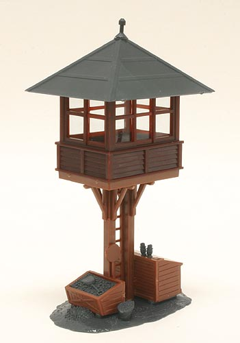 Elevated Gate Tower (Built-up)