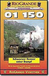 01150 - Schwarzer Renner unter Dampf