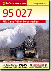 95027 - Mit Dampf über Bergstrecken