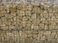 Dekor Mauerplatte - Gabionen