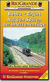 Bebra-Erfurt - Die legendäre 01-Strecke