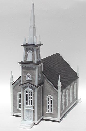 19th Century Church (Built-up)