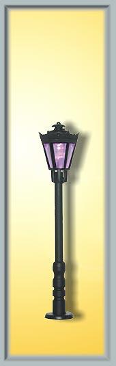 Straßenlampe St.Pauli - Höhe 56mm