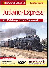 Jütland-Express - Mit Volldampf durch Dänemark