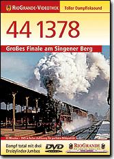 44 1378 - Großes Finale am Singener Berg