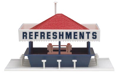 Refreshment Stand (Built-up)