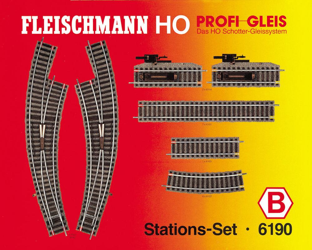 Stations-Set, Set B