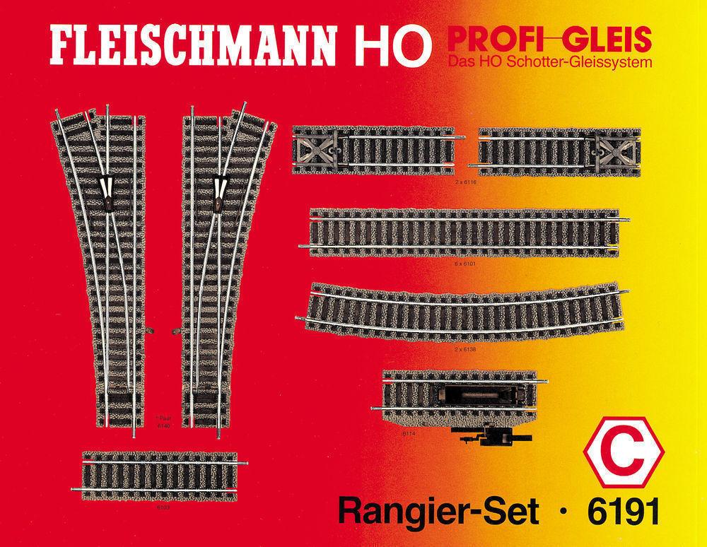 Rangier-Set, Set C