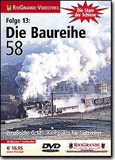 Die Baureihe 58