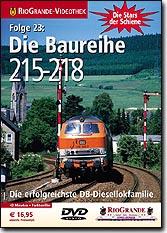 Die Baureihe 215-218