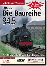 Die Baureihe 94.5