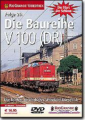 Die Baureihe V100 (DR)