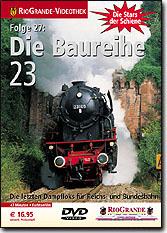 Die Baureihe 23