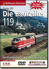 Die Baureihe 119 (DR)