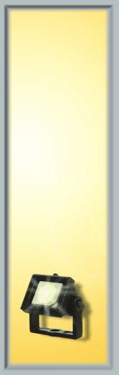 Flutlichtstrahler - Höhe 7mm
