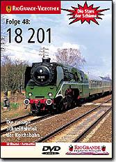 18 201 - Die rassige Schnellfahrlok der Reichsbahn