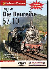 Die Baureihe 57.10 - Die legendäre preußische G10