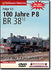 100 Jahre P8 - BR3810