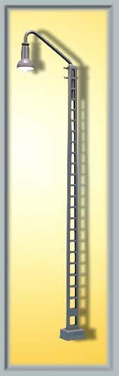 Bahnbetriebswerkleuchte - Höhe 124mm
