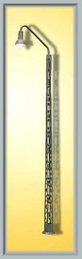 Gittermastleuchte, Kontaktstecksockel - Höhe 140mm