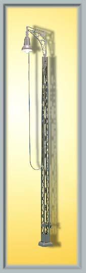 Gittermastleuchte, einflammig - Höhe 142mm