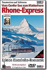 Rhone-Express, vom Genfer See zum Matterhorn