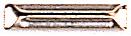 Metall-Schienenverbinder