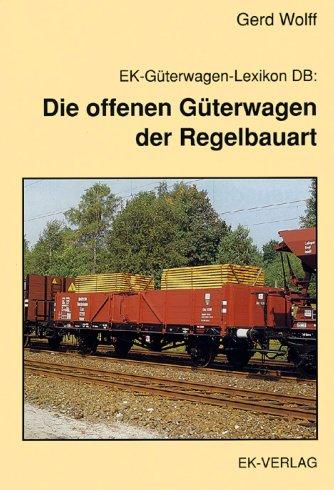 Güterwagen Lexikon der DB Band 1