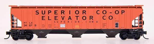 Superior Coop Elevator Co.