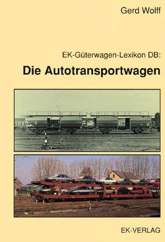 Güterwagen Lexikon der DB Band 2
