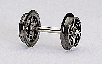 Doppelspeichen-Asutausch-Radsatz