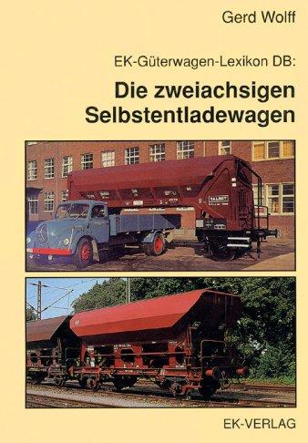 Güterwagen Lexikon der DB Band 3